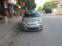 Cần bán xe Chery QQ3 sản xuất 2009, màu ghi vàng