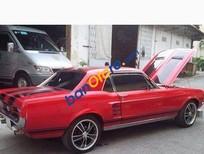 Cần bán gấp Ford Mustang GT sản xuất 1967, màu đỏ, nhập khẩu