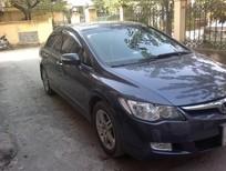 Cần bán gấp Honda Civic 2.0 AT đời 2008, màu xám, số tự động