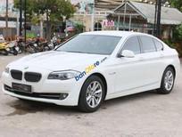 Bán xe BMW 520i đời 2012, màu trắng, nhập khẩu nguyên chiếc
