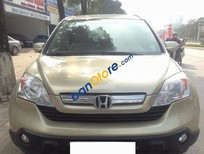 Thành Đạt Ô Tô bán xe Honda CR V 2.4 đời 2009, màu vàng