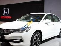 Bán xe Honda Accord 2.4AT đời 2016, màu trắng giá cạnh tranh