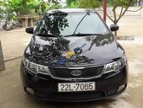 Cần bán xe Kia Cerato SX đời 2010. Màu đen, nhập khẩu nguyên chiếc