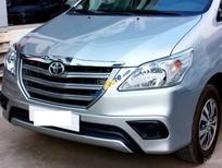 Bán Toyota Innova E đời 2015, biển Sài Gòn