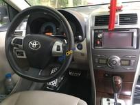 Cần bán Toyota Corolla altis 2.0V sản xuất 2010, màu đen số tự động