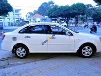 Bán xe Chevrolet Lacetti đời 2012, màu trắng, Ngọc Trinh
