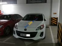 Cần bán Mazda 3 3S đời 2013, màu trắng