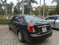 Bán xe Daewoo Lacetti EX đời 2010, màu đen
