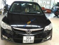 Cần bán xe Honda Civic 2.0 đời 2008