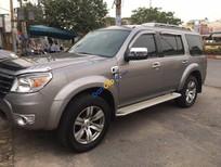 Cần bán gấp Ford Everest AT đời 2011, màu xám số tự động, 680tr