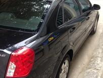 Gia đình bán Chevrolet Lacetti, màu đen