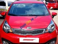 Bán ô tô Kia Rio 1.4AT sản xuất 2014, màu đỏ