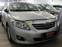 Bán ô tô Toyota Corolla altis 1.8 MT đời 2008, màu bạc