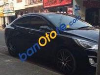 Bán Hyundai Accent AT đời 2011, màu đen, 450tr
