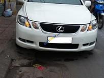 Bán xe Lexus GS đời 2005, màu trắng, nhập khẩu nguyên chiếc, giá chỉ 790 triệu