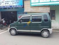 Bán Suzuki Wagon R đời 2003, màu xanh