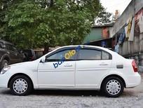 Cần bán xe Hyundai Verna 1.5MT đời 2009, màu trắng, nhập khẩu Hàn Quốc chính chủ