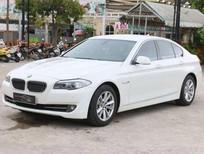 Bán ô tô BMW 5 Series 520i đời 2012, màu trắng, xe nhập