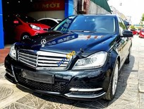 Bán Mercedes C250 CGI sản xuất 2011, màu đen, giá tốt
