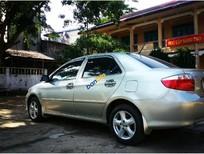 Cần bán lại xe Toyota Vios 1.5 đời 2006, màu bạc