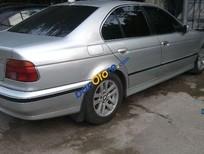 Chính chủ bán lại xe BMW 5 Series 528i sản xuất 2000, màu bạc