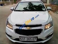 Bán xe Chevrolet Cruze đời 2015, màu trắng số tự động, giá tốt