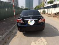 Chính chủ bán ô tô Toyota Corolla altis 2.0V đời 2009, màu đen