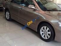 Cần bán Toyota Camry 2.4G đời cuối 2008 màu nâu, giá 680tr. Còn thương lượng
