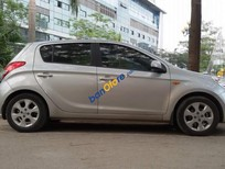 Bán ô tô Hyundai i20 1.4AT nhập khẩu 2013, màu bạc