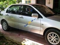 Bán ô tô Mitsubishi Lancer GLX đời 2005, màu bạc số tự động, 270tr