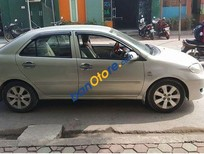 Chính chủ bán Toyota Vios đời 2006, màu bạc