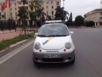 Gia đình bán ô tô Daewoo Matiz đời 2007, màu trắng