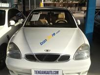 Cần bán Daewoo Nubira đời 2002, màu trắng, 180 triệu
