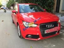 Bán ô tô Audi A1 đời 2010, màu đỏ, nhập khẩu nguyên chiếc
