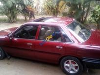 Bán xe cũ Toyota Camry 2.0 đời 1988, màu đỏ, giá chỉ 187 triệu