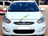 Bán Hyundai Accent 1.4MT đời 2011, màu trắng, xe đẹp