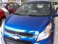 Bán xe Chevrolet Spark LS đời 2016, màu xanh lam, giá 339tr