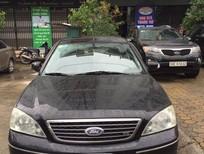 Cần bán lại xe Ford Mondeo V6 2005AT, màu đen, xe cực đẹp