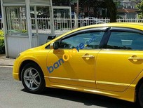 Bán Honda Civic 2.0 đời 2006, màu vàng số tự động, giá tốt