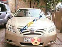 Chính chủ bán Toyota Camry 2.5LE đời 2008, màu vàng