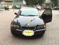 Bán xe cũ BMW 3 Series 318i đời 2002, màu đen số tự động