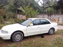 Bán xe cũ Hyundai Sonata đời 1996, màu trắng như mới