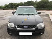 Bán xe cũ Ford Escape XLT năm 2003, màu đen chính chủ, giá tốt