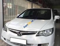 Bán Honda Civic 2.0 SX 2006, màu trắng bản 2.0 thể thao, giá chỉ 390 triệu
