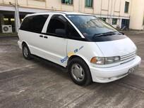 Bán xe cũ Toyota Previa sản xuất 1994, màu trắng, giá tốt