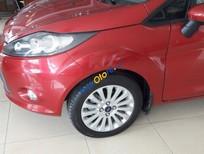 Bán Ford Fiesta số tự động sản xuất 2011, màu đỏ, phiên bản cao cấp