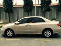 Cần bán lại xe Toyota Corolla Altis 1.8 MT đời 2010, nhập khẩu