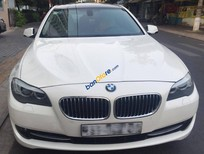 Gia đình bán BMW 5 Series 528i đời 2010, màu trắng