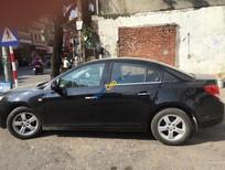 Bán lại xe Chevrolet Cruze LS đời 2011, màu đen