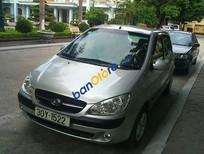 Bán Hyundai Getz đời 2010, màu bạc